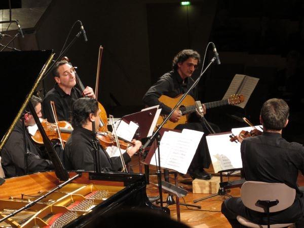 Berlin, Philharmonie,  KMS, Nádor Vonosnégyesel, 2010 - © Jens Rötzsch