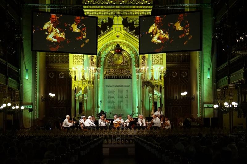 Zsidó Kulturális Fesztivál 2015 - Fotó: Szentgyörgyi Ákos