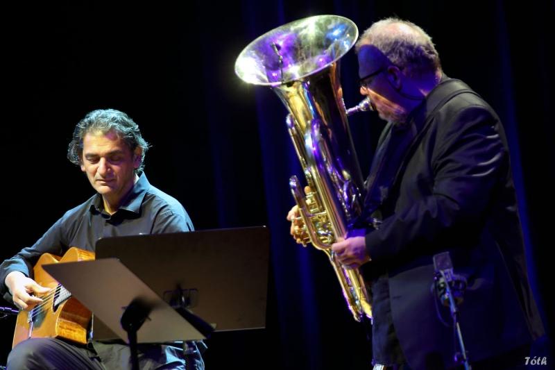 Pécs I Kodály Központ I Quartet & Michel Godard I 2014 - © Tóth Lászlo