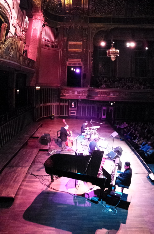 Budapest I Liszt AcademyI Snétberger Quartet I Markus Stockhausen  2014 - © Nicol Posca