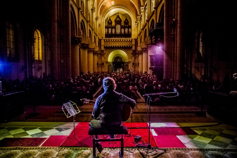 BUDAPEST| ASSISI SANT FERENC CHURCH |2016-10-01 - ©Richárd Kalocsai