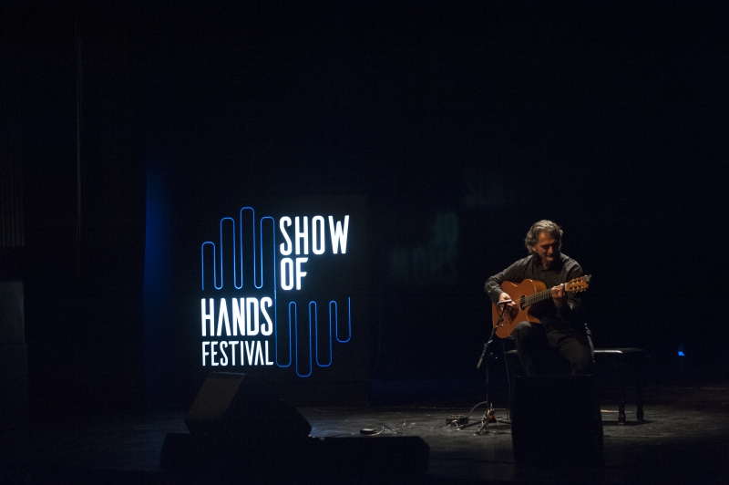 Tehran | Festival SHOW OF HANDS  | Septemeber 2018 - © Festival Show of Hands