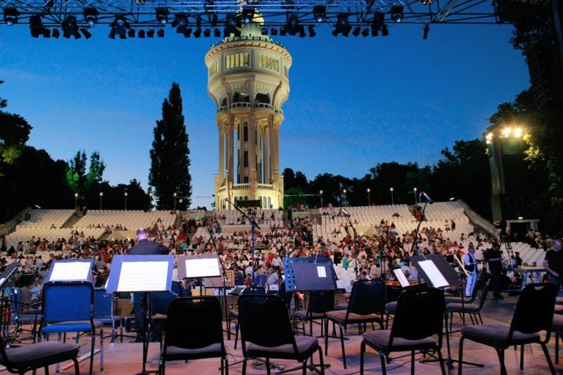 Open Air I Budapest  I 2014 - © Budapest Summer Fest I Otto Kaiser