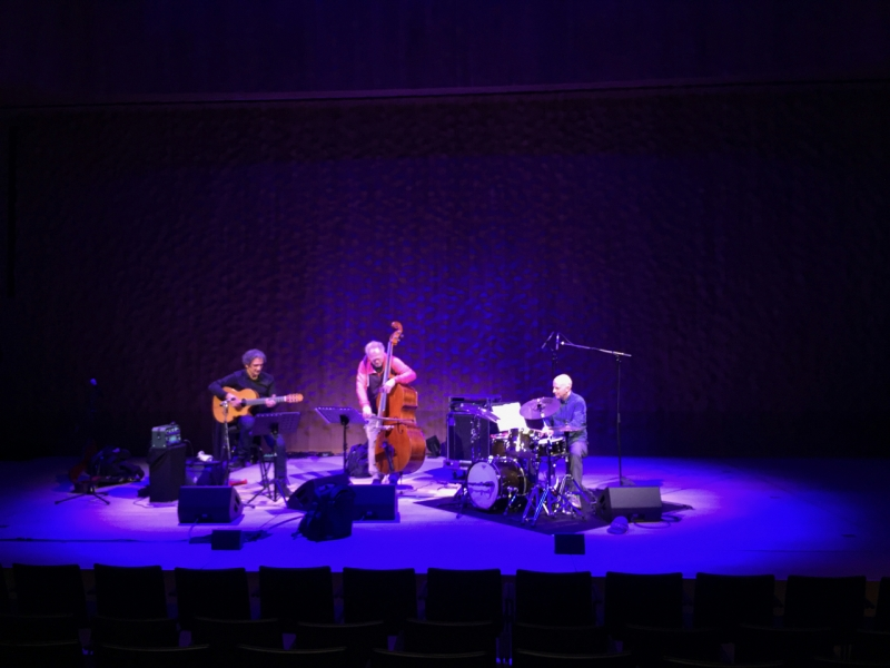 Hamburg | Elbphilharmonie | Trio feat. Anders Jormin  Joey baron | Febr. 19