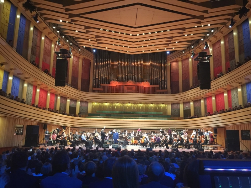 with CONCERT BUDAPEST  & ANDRÁS KELLER  AT PALACE OF ARTS IN BUDAPEST
