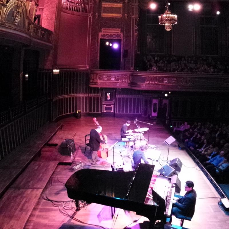 Budapest I zeneakadémia I Snétberger Quartet I Markus Stockhausen  2014