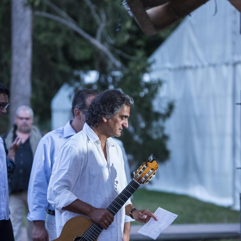 Open Air Concert I Schloss Eszterházy I Snétberger Quartet I  Gäste I 2015