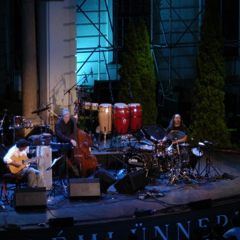 TRIÓ NOMAD |FEAT. ARILD ANDERSEN & PAOLO |  VESZPREMFEST 2005
