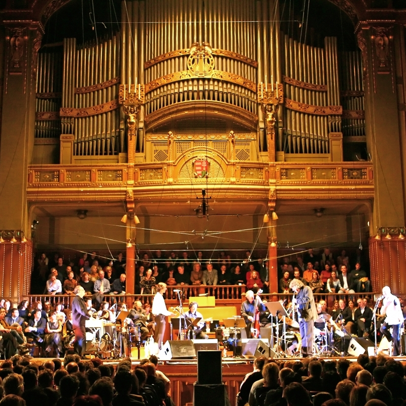 WITH FRIENDS | LISZT ACADEMY 2006