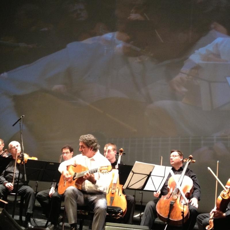 Liszt Ferenc Kamara Zenekaral I  Nemzeti Szinház I 2015
