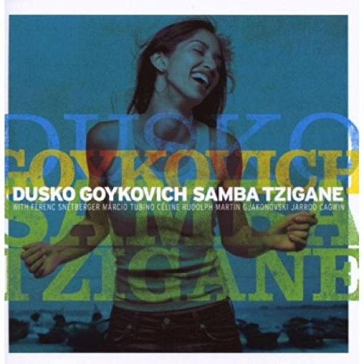 AS SIDEMAN | SAMBA TZIGANE